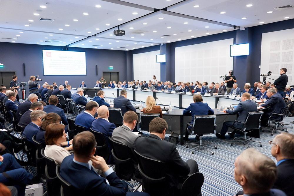 М.Федорченко принял участие в онлайн-дискуссии Центра стратегических разработок о влиянии кризисных явлений на строительную отрасль ASONO
